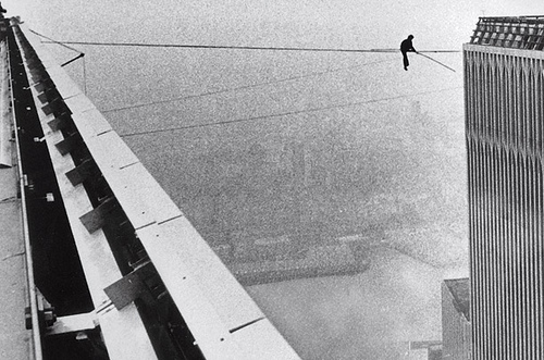 Man on Wire Movie
